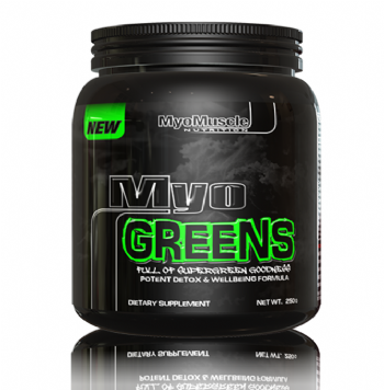 MyoGREENS V2 Super Greens 250G